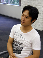 藤田耕司さん