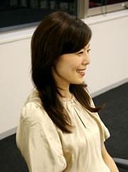 本橋洋恵さん